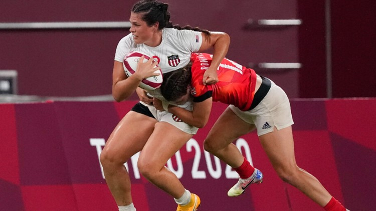 U.S. women's rugby team bested by Australia in medal match, remain out of medal contention