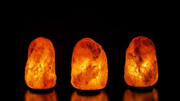RECALL ALERT: Thousands of salt lamps are shock, fire hazard