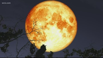 Full moon Friday the 13th and the next one won't happen for 30 years