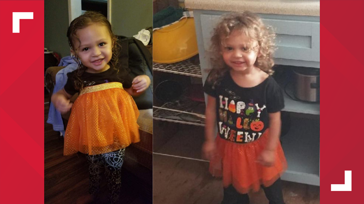 Amber Alert: Allyson Nicole Oxendine
