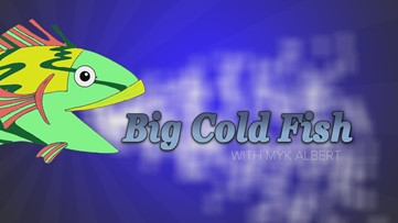 Big Cold Fish 041920