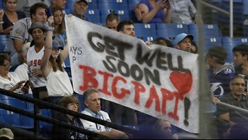 Wife: Ex-Red Sox slugger Ortiz recovering from 3rd surgery