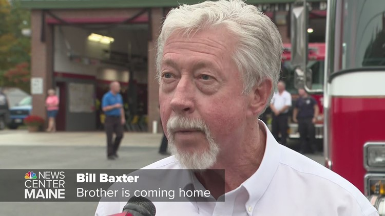 Bill Baxter thanks community for support