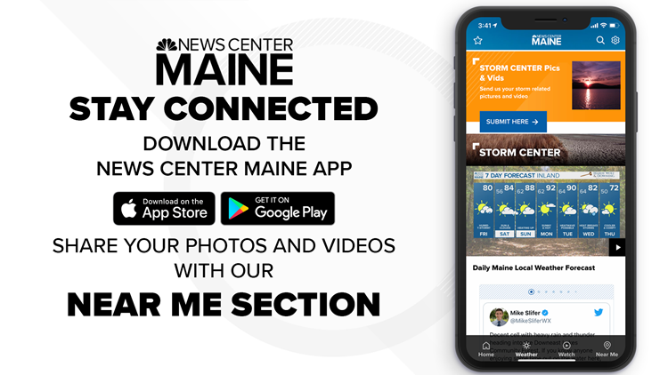 How to send us pictures and video using NEWS CENTER Maine's Near ME