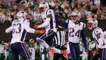 Patriots defense dominates Jets in 33-0 win