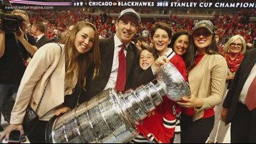 NHL family with ties to Maine shares why the Stanley Cup is so special