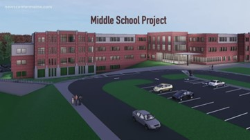 South Portland residents to vote on new middle school proposal