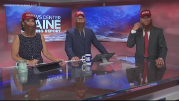 The Morning Report joins in on a superstitious sports tradition