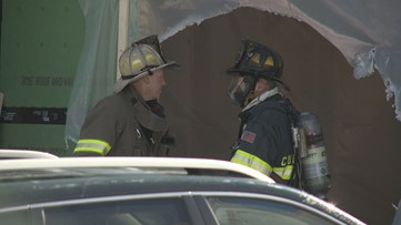 Man found 'semi-responsive' in North Yarmouth due to carbon monoxide
