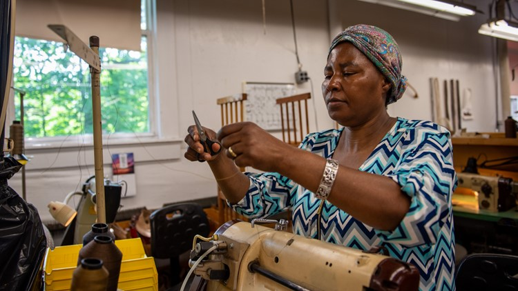 Tokyo Olympics | Immigrants play vital role in making Team USA's Maine-made shoes