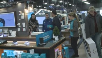 Online shopping changes the face of Black Friday tradition