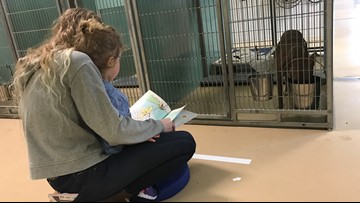 Waterville Area Humane Society launches little rescue readers program