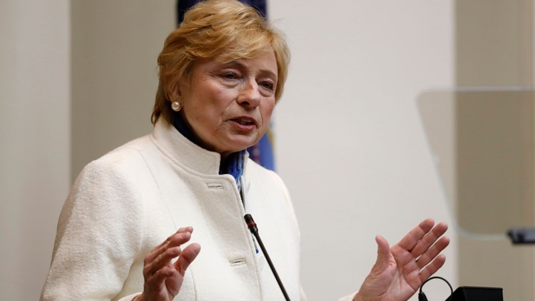 Maine governor to address UN on climate change