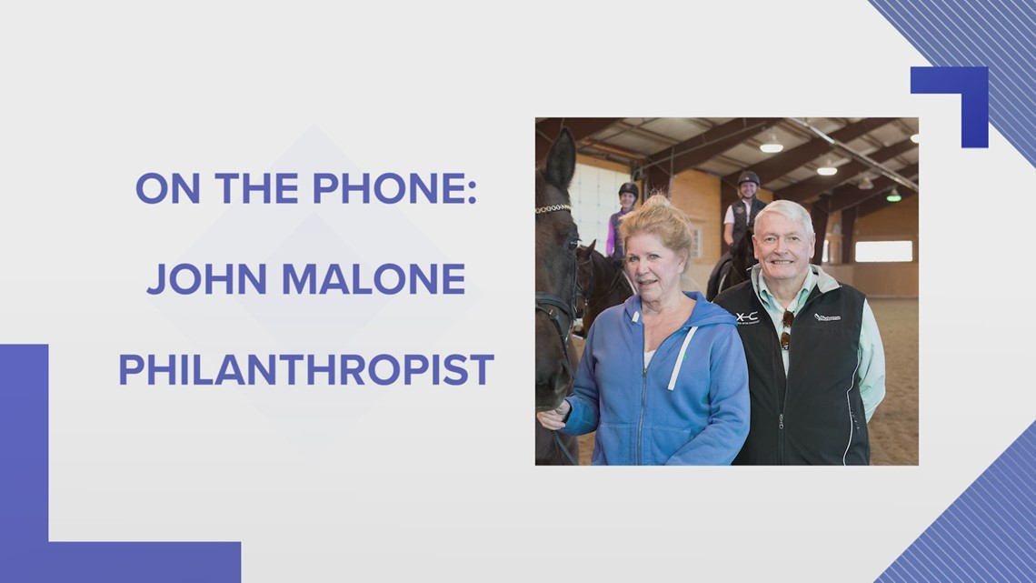 Full interview with Maine Medical Center donor John Malone