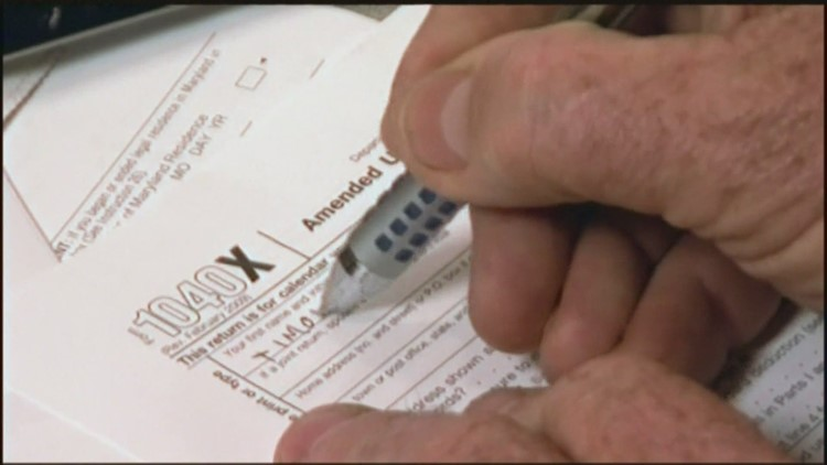 There are several benefits to filing your taxes early