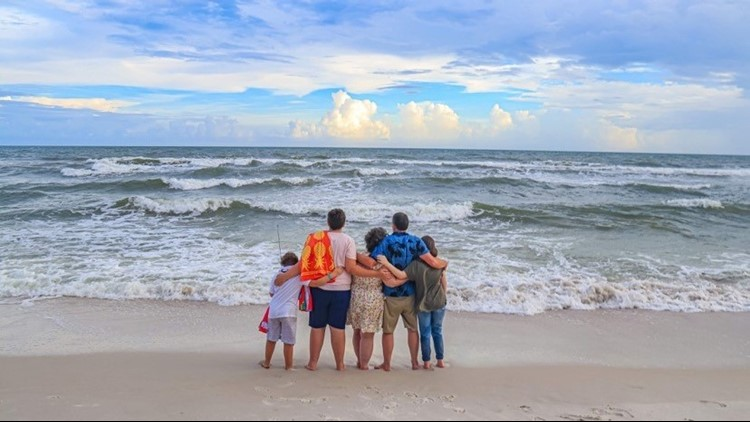 Non-profit giving families a 'vacation' from breast cancer