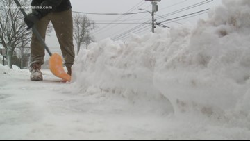Most common snowstorm injuries