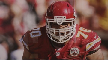 Ex-NFL DE, Maine alum from Mass. rooting for Chiefs in AFC title game