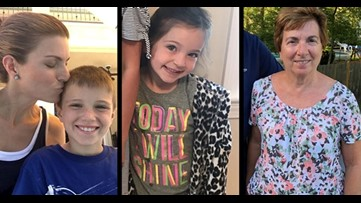 Four family members from Mass. killed in crash near Disney World remembered at vigil