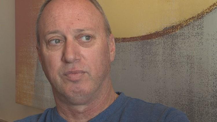 Retired South Portland Police Detective Steve Webster