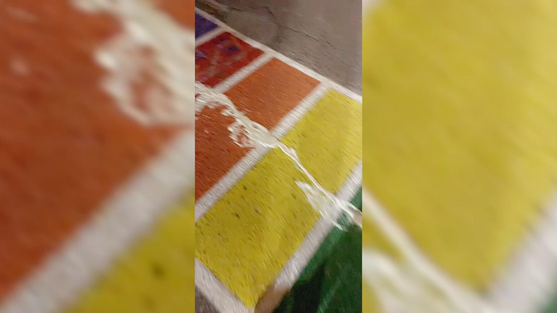 Rainbow crosswalks vandalized in Eastport