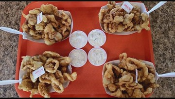 Where in Maine can you find great fried seafood?