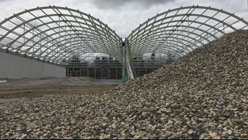Construction of cannabis business park underway
