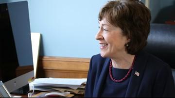 Senator Collins talks Meir and President Trump