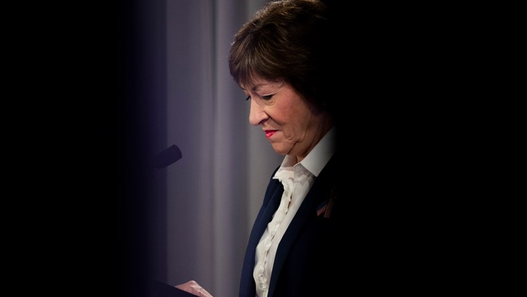 Collins pens NYT opinion pushing for pandemic-related commission