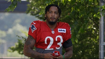Patriots DB Patrick Chung faces cocaine charge in N.H.