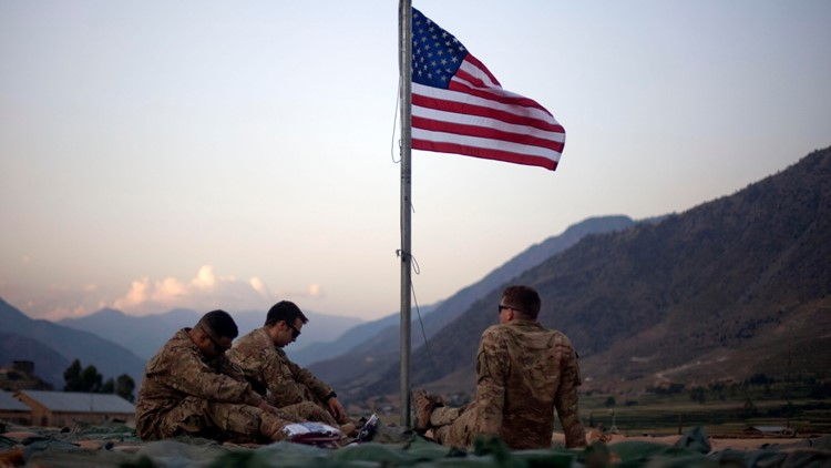 In conversation: Maine veterans who served in Afghanistan react to troop withdrawal