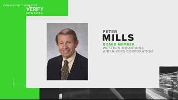 VERIFY: Gov. Mills' brother's connection in the CMP corridor