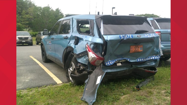 Maine emergency responders see increase in drivers failing to follow 'move over' law