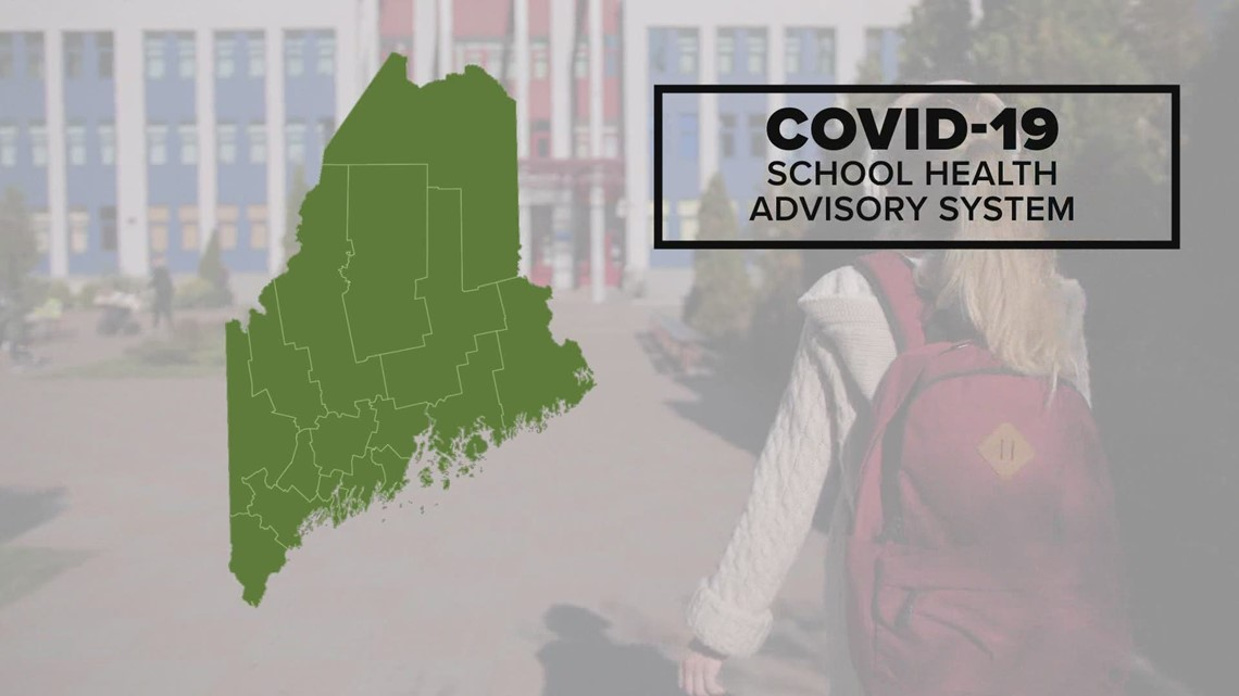 Androscoggin and Oxford counties being closely monitored by Maine DOE