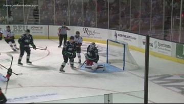 Mariners fall in home opener to Adirondack Thunder