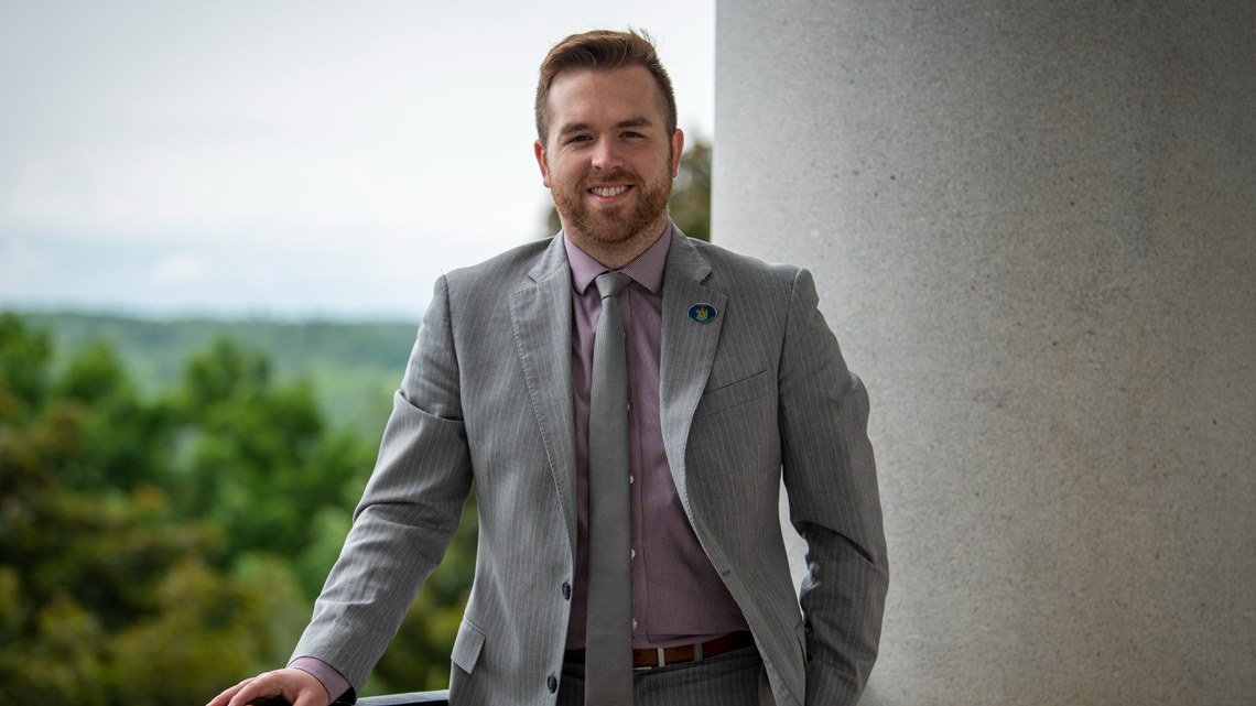 Celebrating Pride: Ryan Fecteau reflects on being Maine's first openly gay Speaker of the House