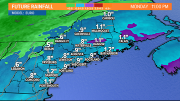 Rain continues this weekend, with increasing flood threat | CORY'S BLOG