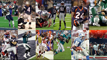 The 12 historic Patriots plays on NFL's 'Top 100'