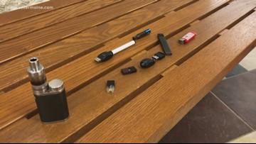 More Maine teens using e-cigs, vape pens