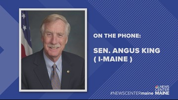 Sen. King recounts conditions at Texas border