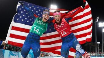 1-year anniversary of Team USA making winter Olympic history