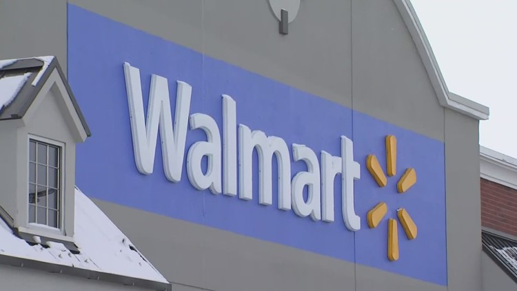 Walmart stores in Maine to go bagless on July 1