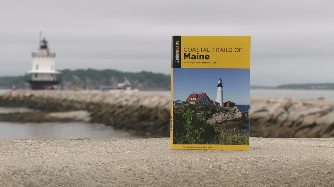 Looking for information on hiking the coast of Maine? Here's a good place to start