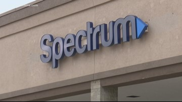 Spectrum will give you a credit on your bill if your internet went out in last week's outage