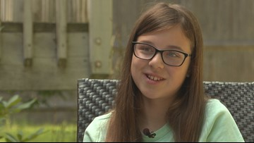 Brunswick kids learn 'a smile is universal'