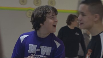 Athletes build friendships through Special Olympics bowling tournament