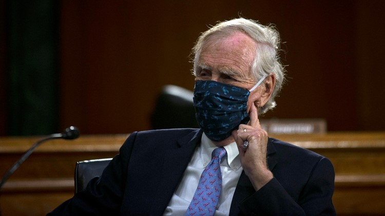 Maine Senator Angus King will chair two subcommittees for 117th Congress