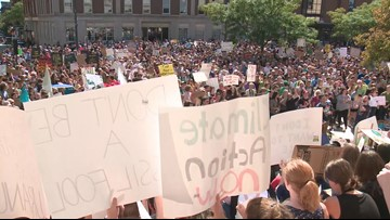 At least six Maine communities hold Global Climate Strike rallies