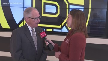 Doc Emrick's connection to Maine