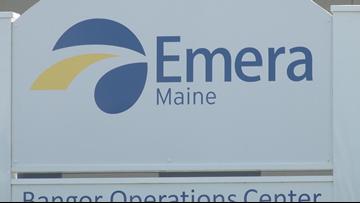 Emera crews work to restore power in Orono area
